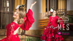 Ana Sánchez modelo NiXMi del mes