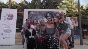 Inauguración de FestiArte en Marbella