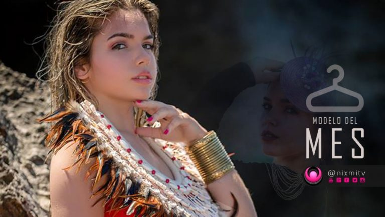 Lee más sobre el artículo Noelia Andújar Sánchez modelo NiXMi del mes