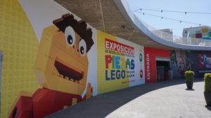 La Exposición de piezas LEGO® más grande de Europa en Muelle Uno