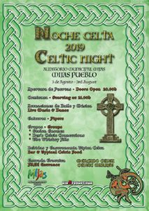 Celtic Night in Mijas