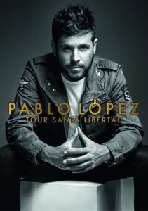 PABLO LÓPEZ actuará en septiembre en Granada