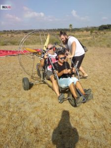 Paratrike y Snorkel en Estepona