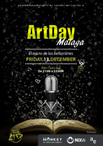 ArtDay Malaga // Vie.13.dic