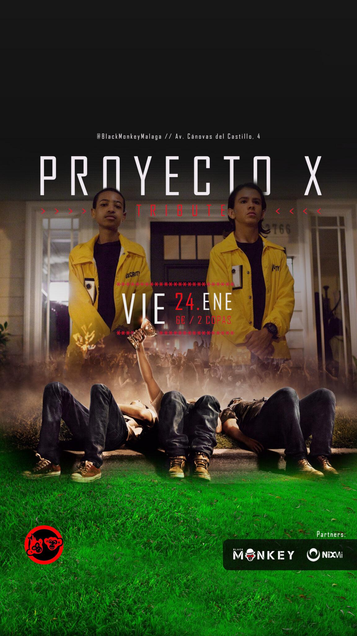 2020 – 01 – 24 – Proyecto – X-BASE