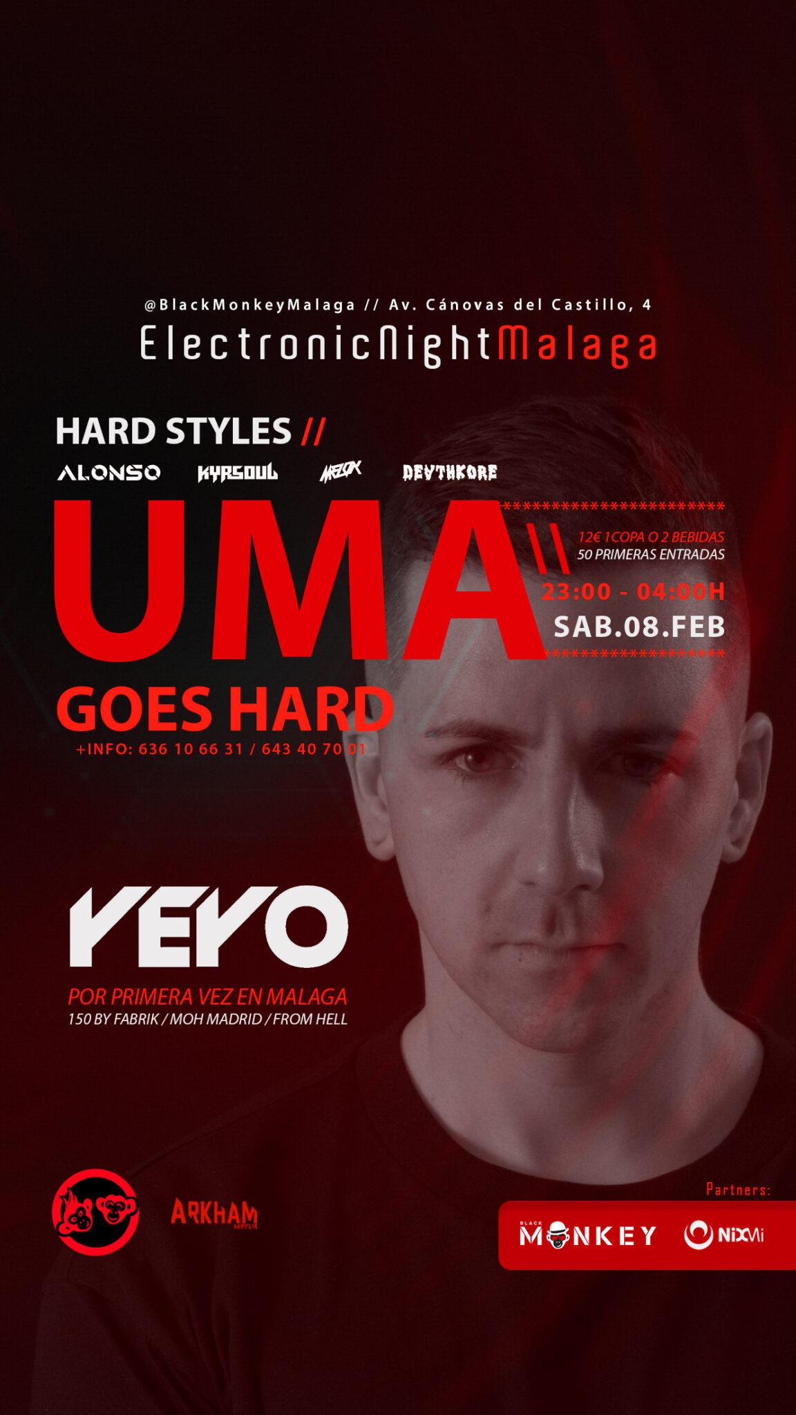 2020 – 02 – 08 – UMA-YEYO