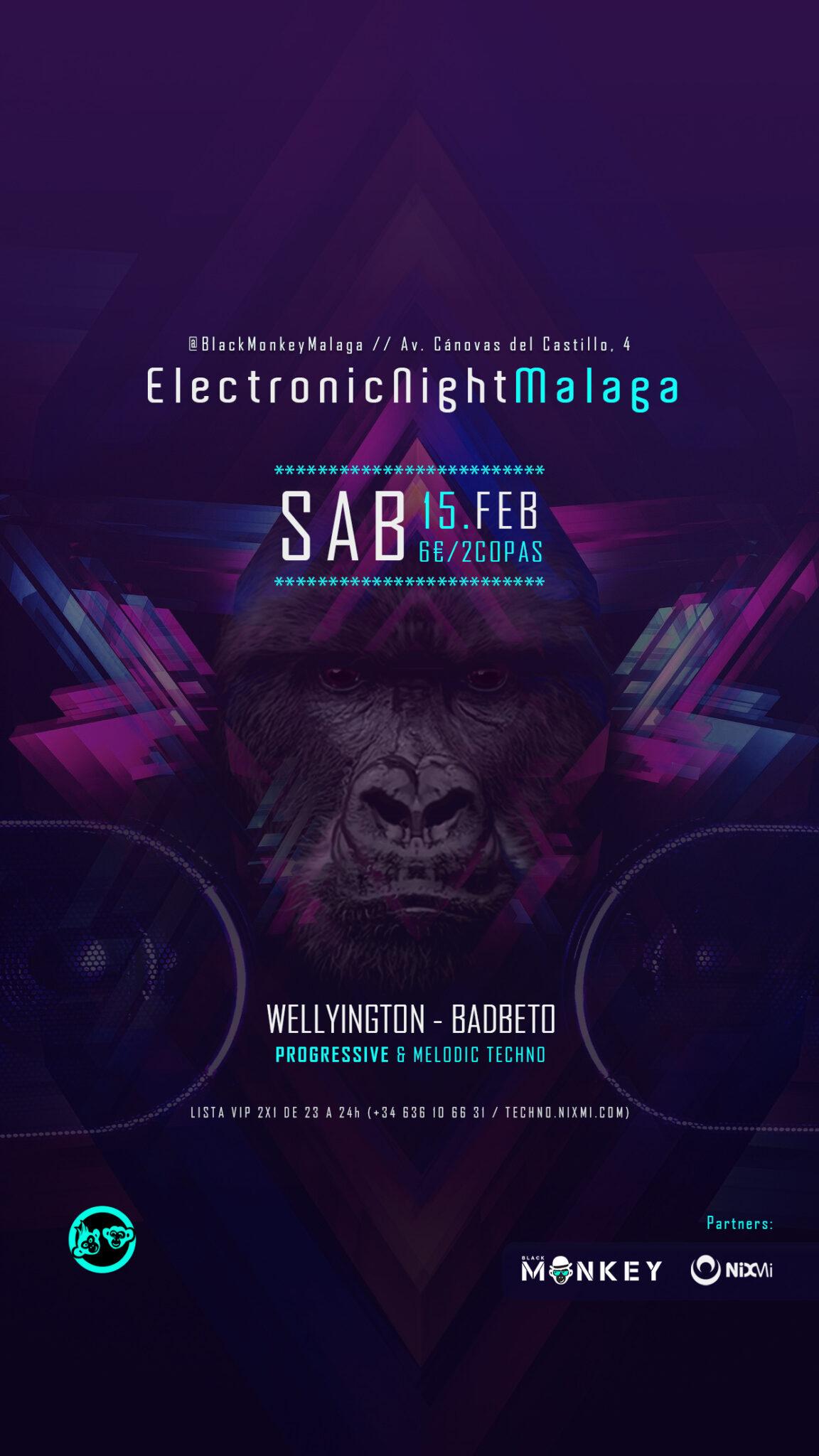 2020 – 02 – 15 – ElectronicNightMalaga – Progressive