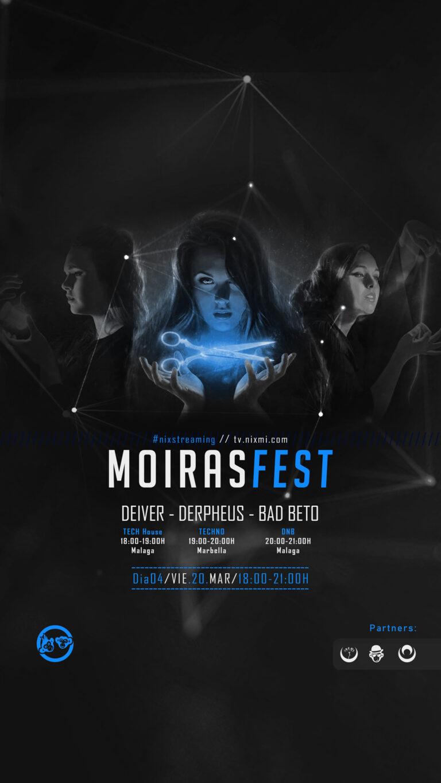 Lee más sobre el artículo MoirasFest D04 // #NixStreaming Festival VIE.20.MAR-18H