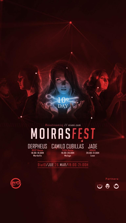 Lee más sobre el artículo MoirasFest D10 // nixstreaming festival Jue.26.mar-18:00h