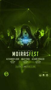 MoirasFest D11 // nixstreaming festival Vie.27.mar-18:00h