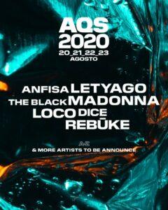Avance del #Aquasella2020