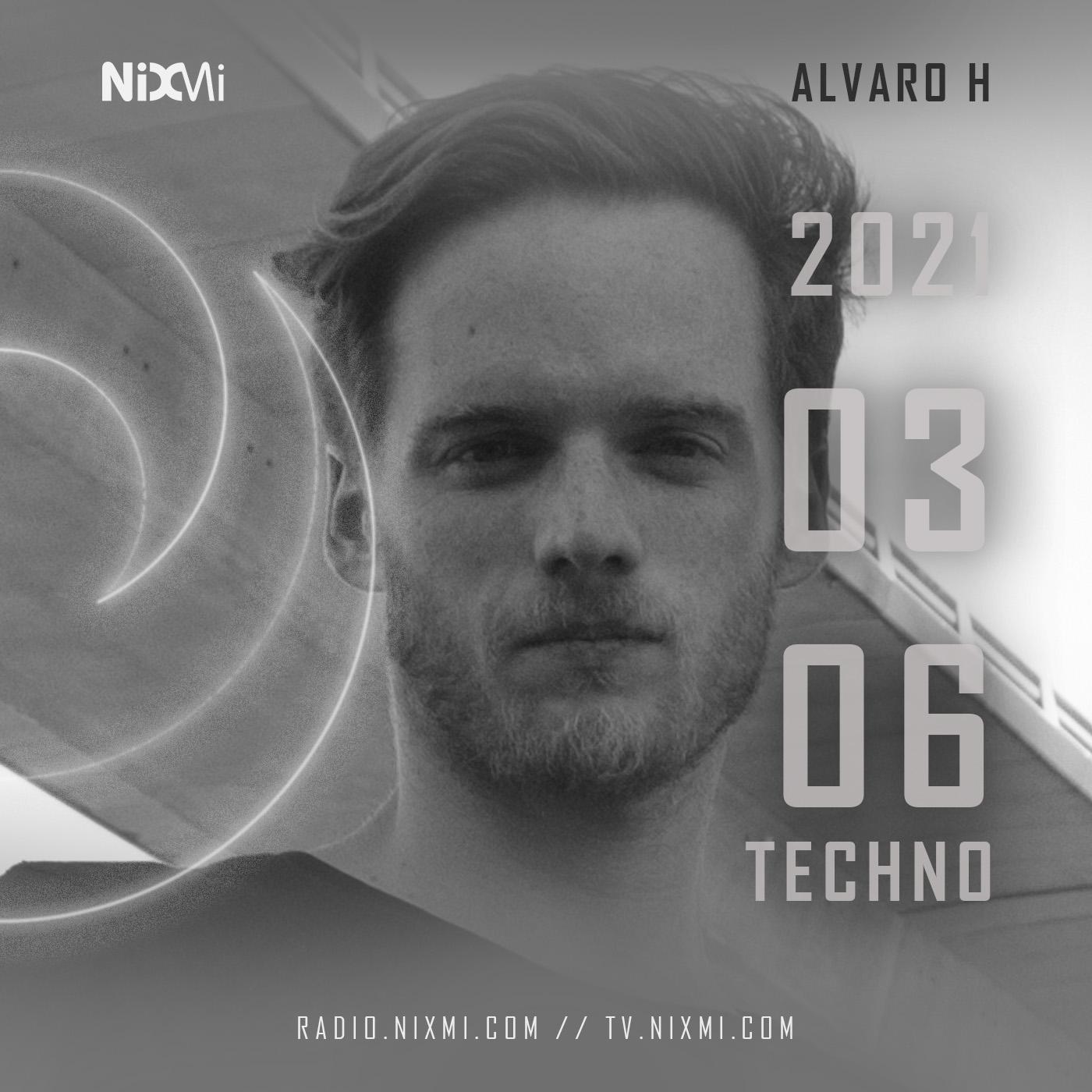2021 – PODCAST ALVARO H NIXMI