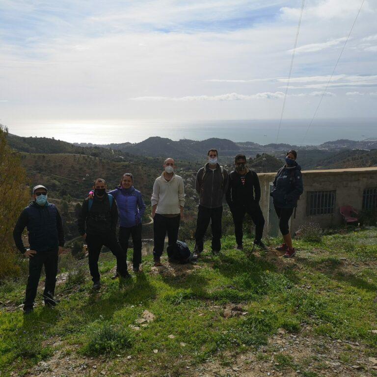 Lee más sobre el artículo Senderismo por la Ruta de los Picapedreros en los montes de Malaga