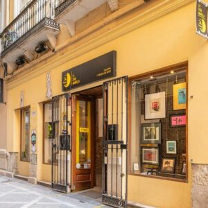 La Casa Amarilla Galería de Arte en Málaga