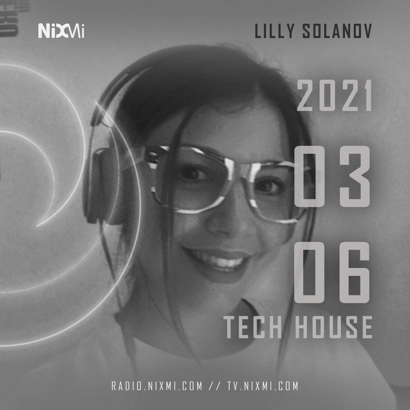 2021 – PODCAST LILLY SOLANOV NIXMI