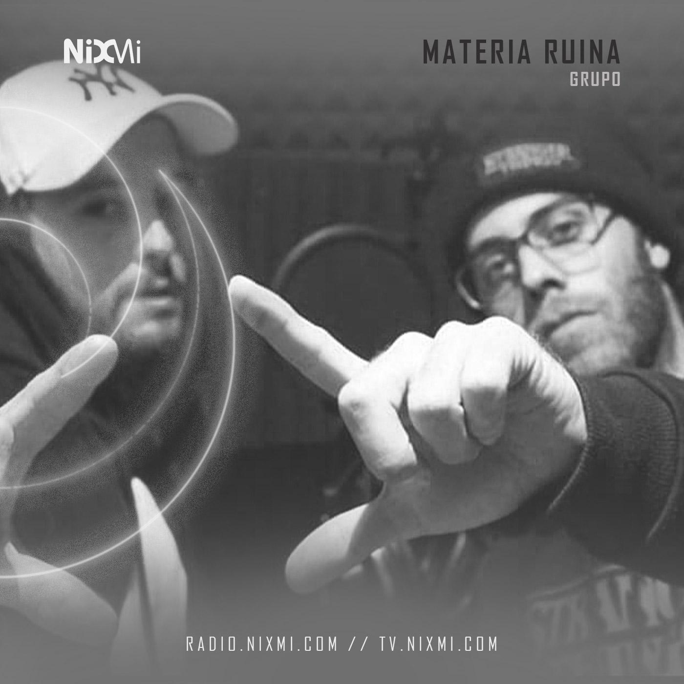 2021—Nixteam-MATERIA-RUINA-NIXMI