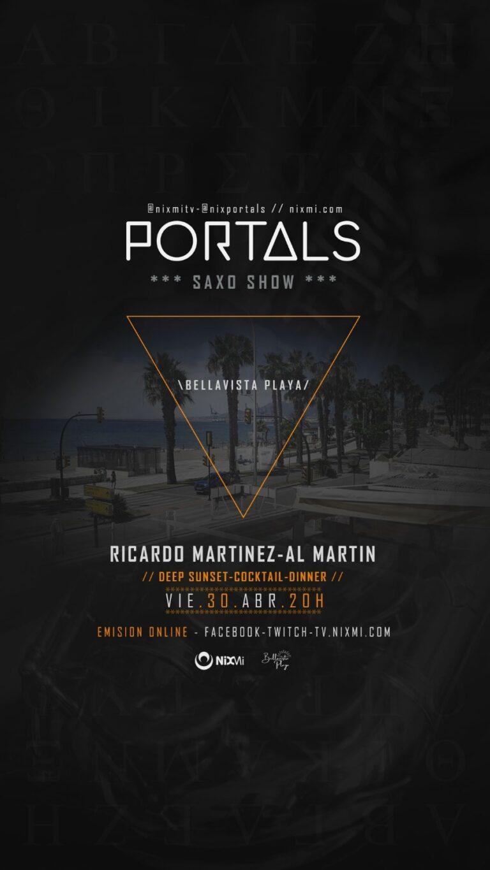 Portals en Bellavista Playa el Viernes 30 de Abril