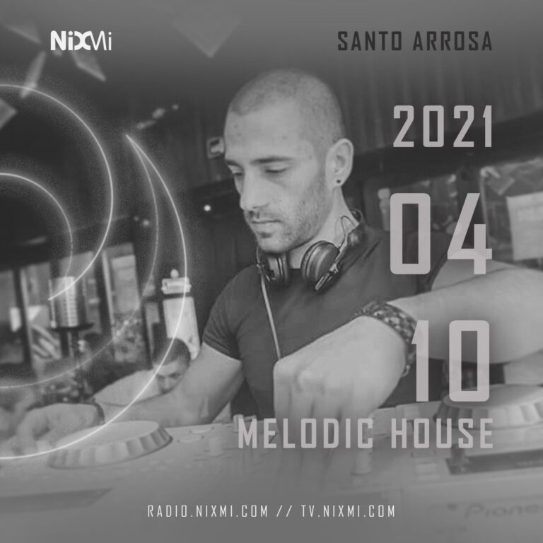 2021-04-10 – SANTO ARROSA – MELODIC HOUSE –  UNTOLD FAIRYTALES 2