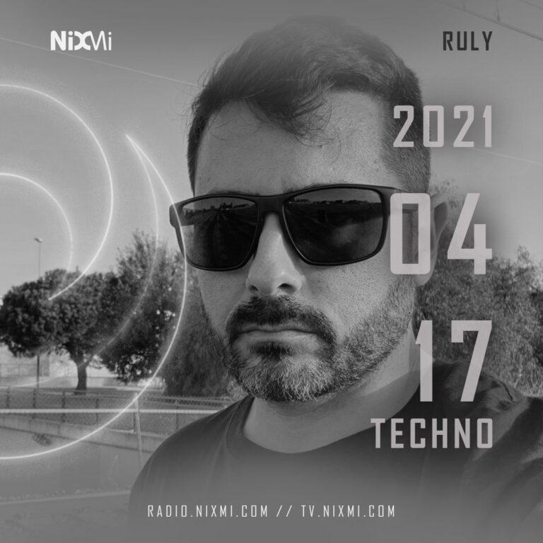 2021-04-17 – DJ RULY – TECHNO