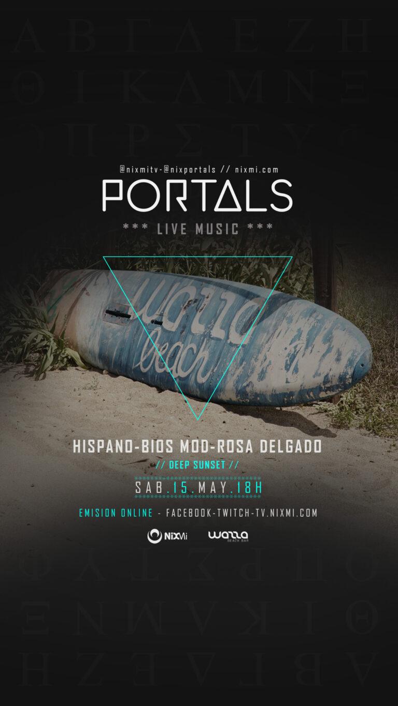 Lee más sobre el artículo Portals en Wazza Beach Mijas