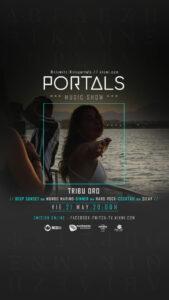 Lee más sobre el artículo Portals en Mundo Marino el Viernes 21 de Mayo