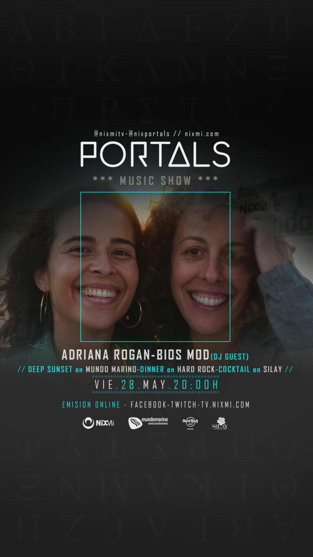 Lee más sobre el artículo Portals en Mundo Marino el Viernes 28 de Mayo