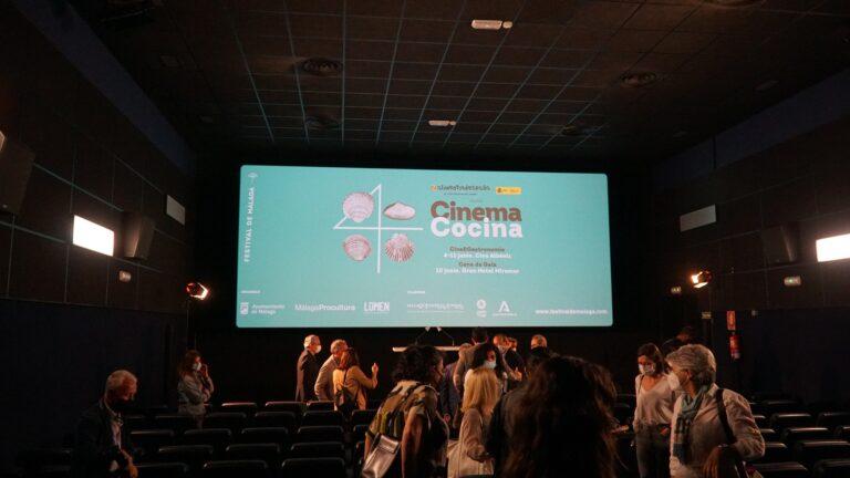 Lee más sobre el artículo Cinema Cocina se consolida en la Sección oficial del 24 Festival de Málaga