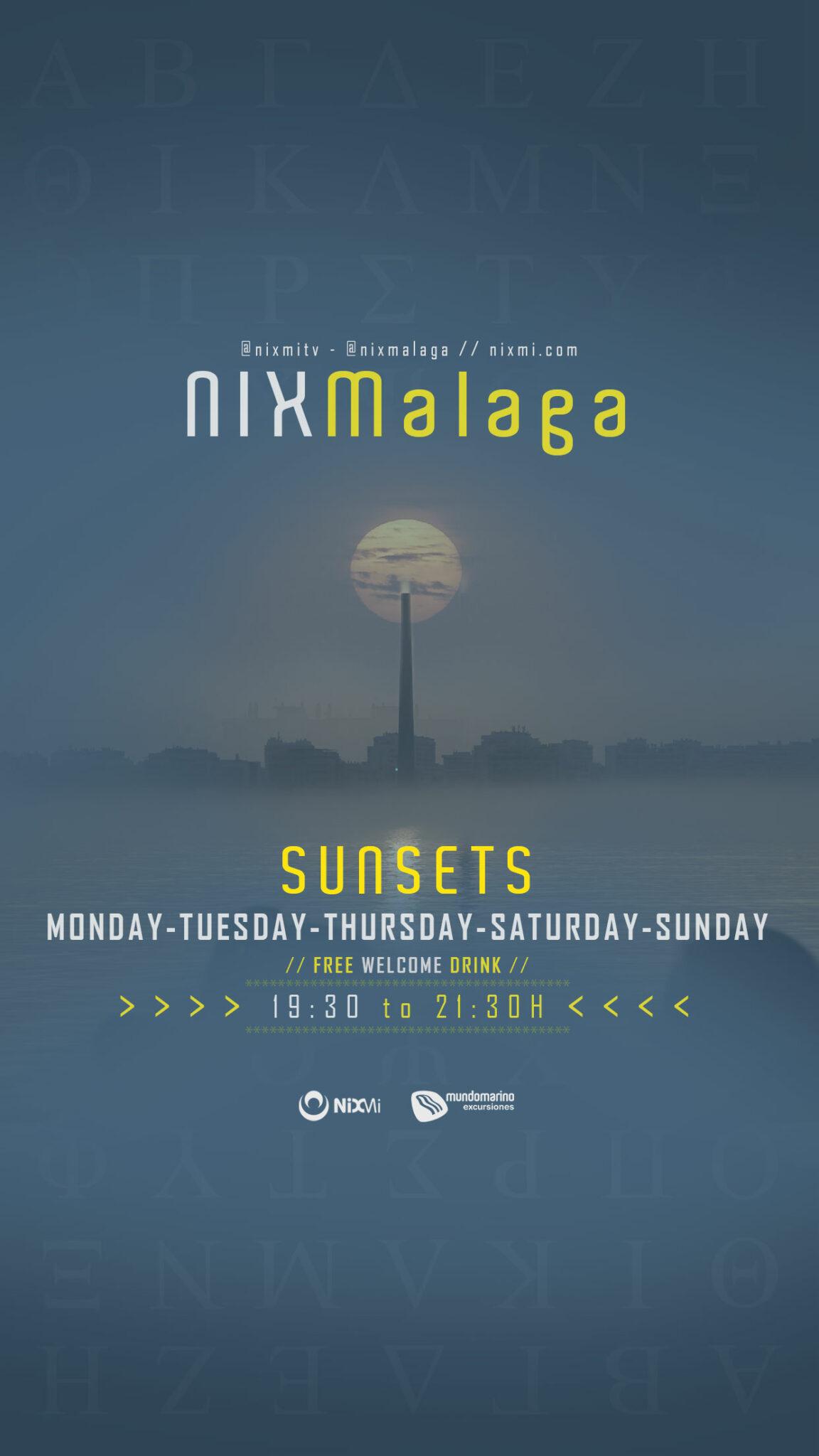2021-08—NiXMalaga-Sunset